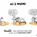 #cartoon : Partagez vos intentions !