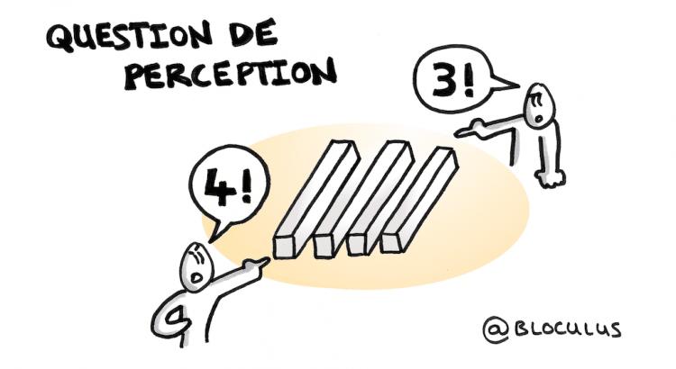 #cartoon : Comment une simple perception peut remettre en cause notre quotidien