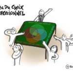 #cartoon : Ikigai, le jeu du choix professionnel