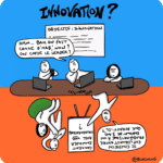 #cartoon : Innovation