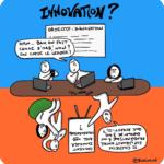 #cartoon : Innovation