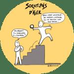 #cartoon : Solutions d'hier… pièges d'aujourd'hui !