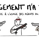 #sketchnote : Kit de survie à l'usage des agents du changement