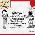 #cartoon : Comment reconnaître un peuple évolué ?