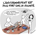 #cartoon : Avez-vous l'environnement qu'il vous faut pour réussir votre changement ?