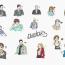 Des avatars pour vos collaborateurs ou partenaires